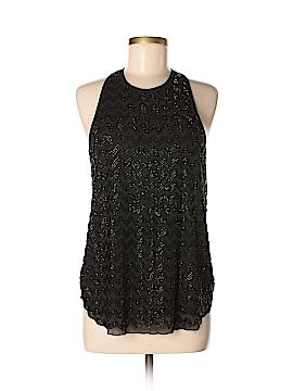 L'Agence Sleeveless Silk Top Size 4