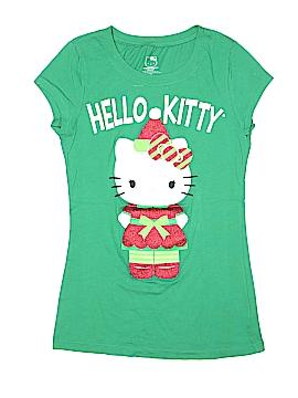 Hello Kitty Short Sleeve T-Shirt Size M (Youth)