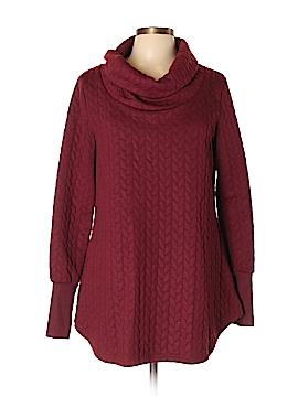 Suzanne Betro Pullover Sweater Size L
