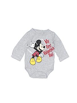 Disney Baby Long Sleeve Onesie Newborn