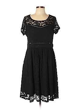 Torrid Casual Dress Size 12 (Plus)