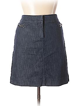 New York & Company Denim Skirt Size 16