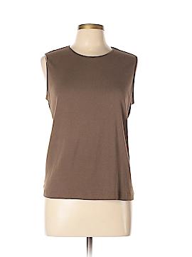 Christopher & Banks Sleeveless T-Shirt Size XL