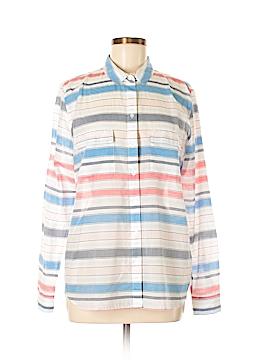 Gap Outlet Long Sleeve Blouse Size M