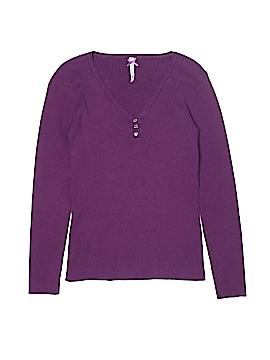 BHS Long Sleeve Henley Size 14