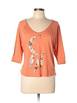 Volcom 3/4 Sleeve T-Shirt Size M