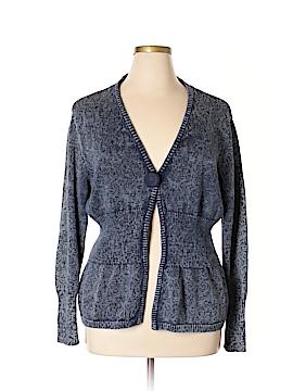 North Style Cardigan Size 1X (Plus)