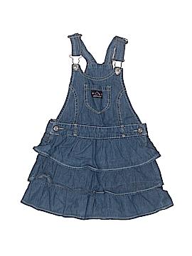 Jordache Overall Dress Size 4T