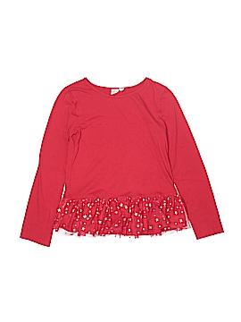 Gap Kids Long Sleeve Blouse Size L (Youth)