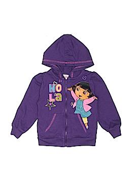 Nickelodeon Zip Up Hoodie Size 24 mo