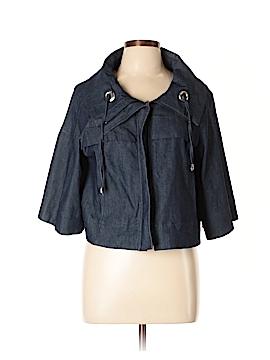 Sandro Sportswear Jacket Size L (Petite)