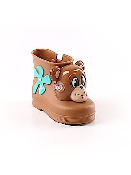 Melissa Rain Boots Size 6 - 7 Kids