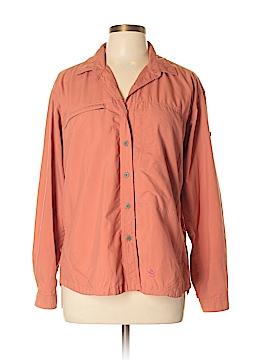 Mountain Hardwear Long Sleeve Button-Down Shirt Size 12