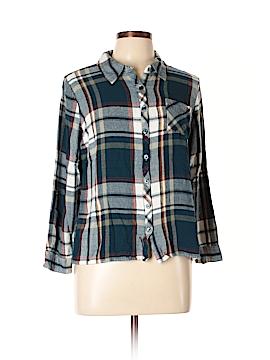 CB Long Sleeve Button-Down Shirt Size XL