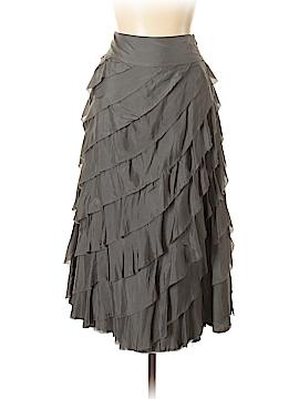 PureDKNY Silk Skirt Size 8