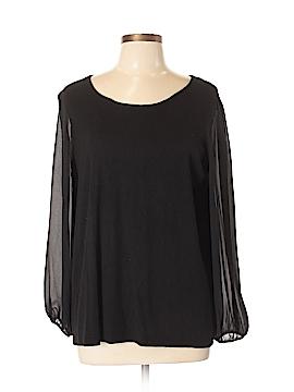 Grace Long Sleeve Top Size 0X (Plus)
