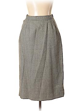 Evan Picone Wool Skirt Size 10