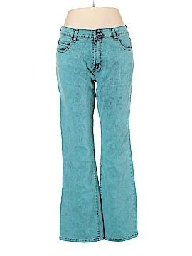 DG^2 by Diane Gilman Jeans Size 16
