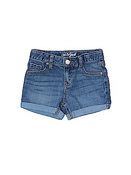 Cat & Jack Denim Shorts Size 4/5