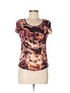 Simply Vera Vera Wang Short Sleeve T-Shirt Size M (Petite)