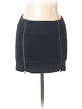J Brand Denim Skirt Size L
