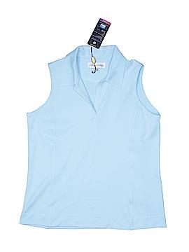 Sport Haley Sleeveless Polo Size S