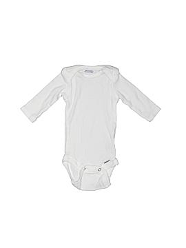 Gerber Long Sleeve Onesie Size 0-3 mo