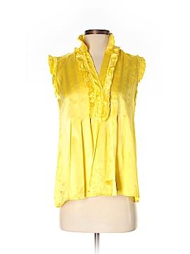 Venus Sleeveless Silk Top Size 4