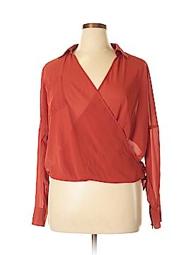 5/48 Long Sleeve Blouse Size L