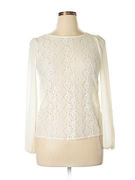 Stoosh Long Sleeve Blouse Size L