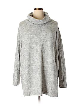 Ava & Viv Sweatshirt Size 3X (Plus)
