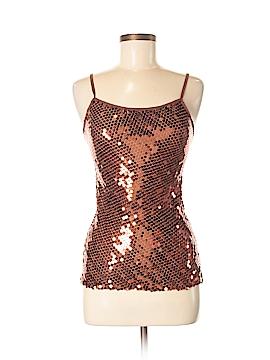 Rozae Nichols Sleeveless Silk Top Size M