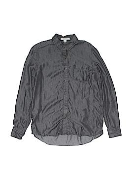 Adam Levine Long Sleeve Button-Down Shirt Size S