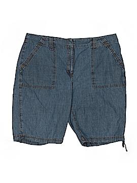 Van Heusen Denim Shorts Size 14