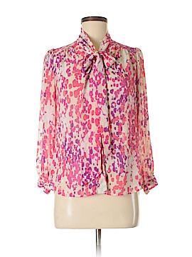Madison Long Sleeve Blouse Size S (Petite)