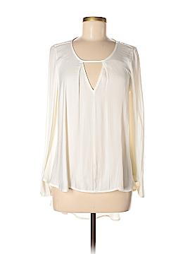 Jennifer Lopez Long Sleeve Blouse Size XS