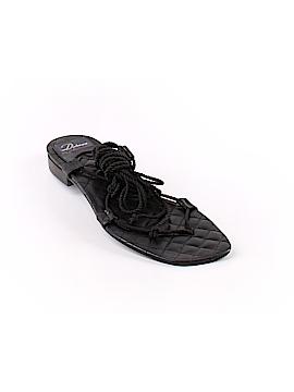 Delman Shoes Sandals Size 7 1/2
