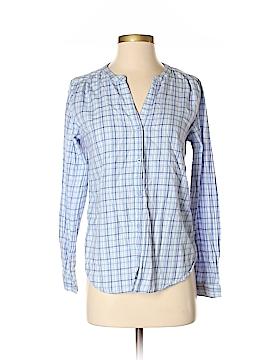 Gap Body Outlet Long Sleeve Button-Down Shirt Size XS