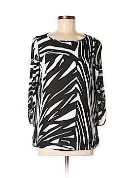 Shoshanna 3/4 Sleeve Blouse Size 6