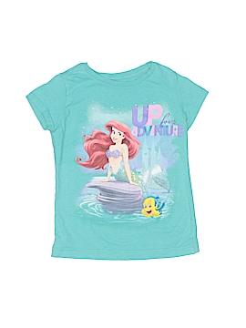 Disney Store Short Sleeve T-Shirt Size 4