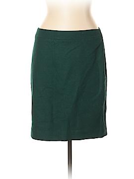 J. Crew Factory Store Wool Skirt Size 12 (Petite)