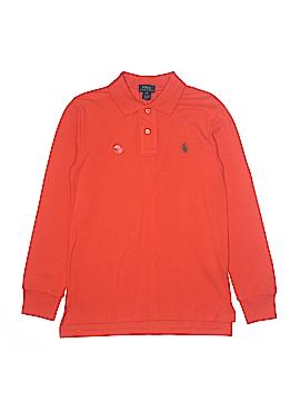 Ralph by Ralph Lauren Long Sleeve Polo Size 10 - 12