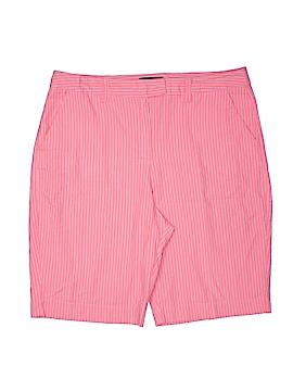 Basic Editions Dressy Shorts Size 16