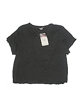 Bill Blass Jeans Short Sleeve Top Size 2X (Plus)