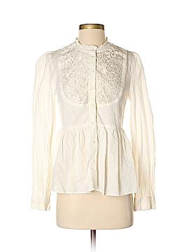 Floreat Long Sleeve Blouse Size 4