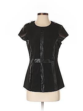 Joy Joy Short Sleeve Blouse Size S