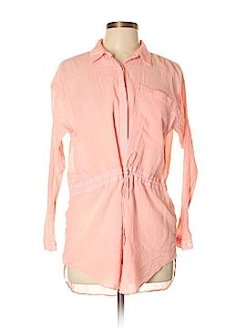 A.n.a. A New Approach Long Sleeve Button-Down Shirt Size L