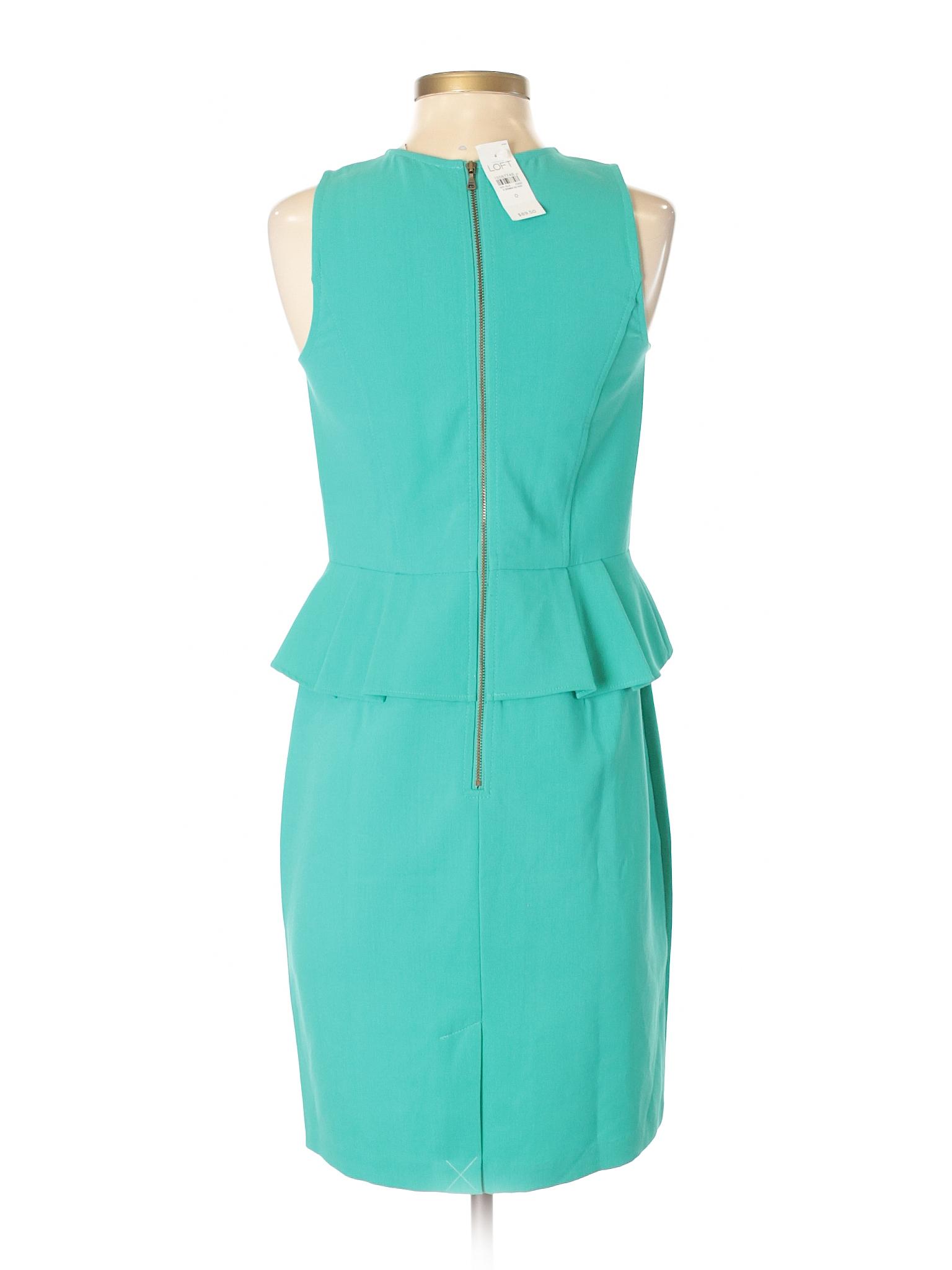winter LOFT Taylor Dress Ann Boutique Casual W7cvv