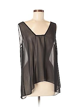 Diane von Furstenberg Sleeveless Blouse Size 14
