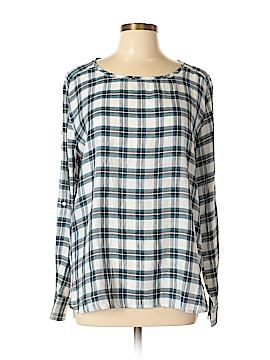 Ann Taylor LOFT Outlet Long Sleeve Blouse Size M